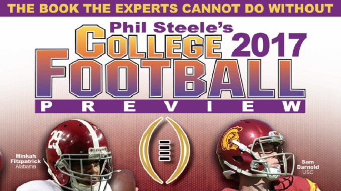 Phil Steele's College Football Preview 2017