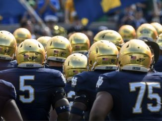 Notre Dame will lose another game in 2017, and here's why.