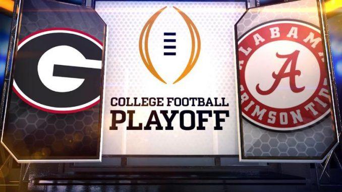 Alabama Vs Georgia National Championship Game Data Predictions